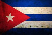 Cuba's Struggles / This Board represents the men and women of Cuba who fought for independence, overcame American Imperialism and defended the Angola from UNITA.