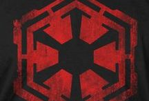 Sith / Peace is a lie there is only passion,  Through Passion I gain strength, Through Strength I gain Power, Through I gain Victory, Through Victory my chains are broken the force shall set me free.