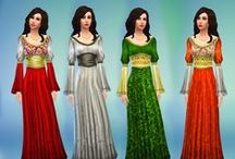 Sims 4 historical