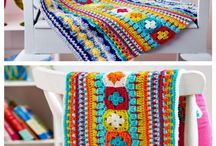 Crochet Blankets Galore