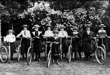 Women on Wheels / In celebration of our cycling sisters