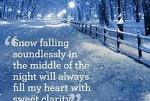 ✽ Winter ✽