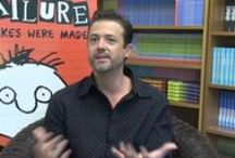 FREE Classroom Webcast - Stephan Pastis / Sign up for a FREE webcast with bestselling children's book author/illustrator Stephan Pastis on Monday, February 22nd at 10 a.m. ET! Visit www.stephanpastislive.com to register. #timmyfailure #stephanpastis / by Candlewick Classroom