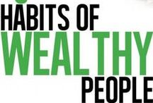 Wealth and Success / Wealth inspiration, wealthy lifestyle, wealth quotes, wealth and luxury ideas, success, habits of successful people, and more.