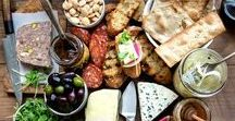 Cheese Club Platters / Ideas for entertaining...
