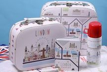 London Calling / An impressive #collection of #London-themed #Gifts including #exclusive #designs from Ted Smith. #giftware #giftideas #accessories #London #LondonIcons #Queen #guardsman #policeman