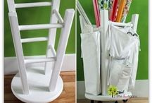 """Craft ideas and tips / When I see something that makes me think """"wow how easy and fun"""" I pin in here :)"""