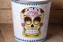 Day of the Dead / In our #DayOfTheDead category we have brought together a collection of #novelties and #collectables inspired by the Mexican holiday Dia de Muertos. #giftideas #homedecor