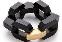 Chunky Chain Bracelets / Big,chunky,bold statement chain bracelets!   https://www.etsy.com/se-en/listing/160964779/pastel-chunky-chain-bracelet?ref=shop_home_active_2