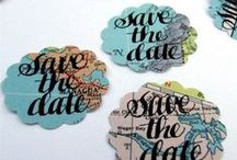 Inspiration for Save the Dates
