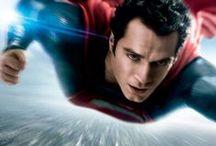 Superheroes / I'm a geek at heart