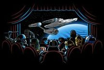 Star Trek/Wars / Star Trek is better than Star Wars, but they are both awesome
