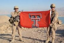 Raider Raider Military Veterans / by Texas Tech University Advising