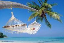 Places to be! / Genau das Richtige für Strand-, Sonnen- und Wasseranbeter!