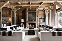 Traditional Style / Inspiration for your traditional chalet in the Alps!