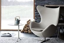 Modern Style / Inspirational pictures of gorgeous chalets with that desirable modern twist!