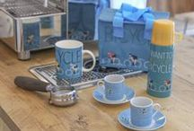 Bicycles / We have a fab collection of #bicycle #themed #gifts, all designed exclusively in the UK. #giftware #giftideas