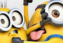 All About Minions / Despicable Me Minions. / by Geektastic Zombie