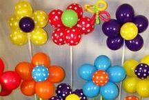 Cumples / Decoraciones para todo tipo de cumpleaños / by Agustina Lp