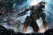 John 117 (Halo Universe) / by Geektastic Zombie