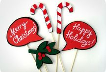 Christmas / All kind of crafting Christmas projects.