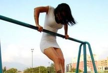 Muscle-up, Bar, Ring, Streetworkout, Jump / Muscle up, Bar, Jump