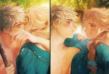Jack and Elsa Album