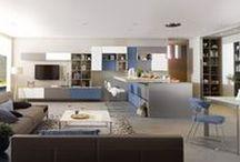 Collection Cuisines 2015/2016 - MOBALPA / Modèles de cuisines et pièces à vivre MOBALPA
