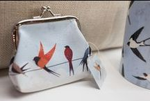 Birds / British #Birds, #Hummingbirds and many more... whatever your customer is looking for, we have lots of #bird-themed designs to suit all tastes. #giftware #giftideas #accessories #homedecor #ceramics
