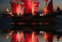 Schiffe/Boote/Yachten