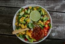 Body {Recipes} / Let's focus on the myriad aspects of food, from our emotional responses to food to the science of nutrition and digestion to our favorite recipes for chewy crunchy spicy glorious food. Nutrition is the foundation of health, and to my mind that means this: whole and hearty food that gives your body the building blocks of your health, energy, and vitality.