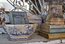 Blue & White Decor / by DoraDeansBlog