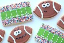 Snacks for Kids! / Just for an afternoon break or a Sunday night party.