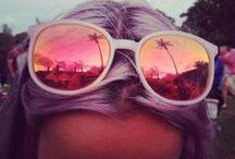 mirrored sunnies