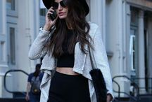 Style / Simplicity is the keynote of all true elegance.  / by Nishila Mehta