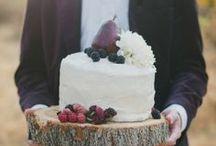 Свадебные торты, угощения и оформления