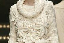 Вязание женское
