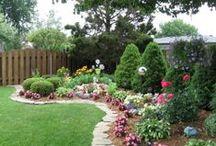 Ландшафтный дизайн, сад и огород