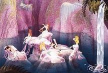 Disney / Nostalgic and magical Disney.