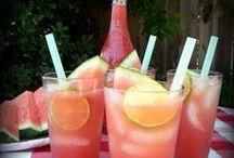 ☀ Drinks ☀ / Süffiges mit und ohne Alkohol