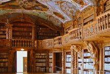Biblioteki / Ciekawe biblioteki z całego świata