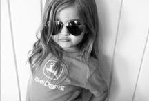 Tiny Style / Get some style inspiration for your little one from kids street fashion and styling tips for kids