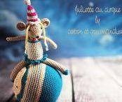 Mes créations au crochet / Mes petites créas au crochet