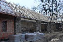 rekonstrukce hospodářské části stavení - Švábov