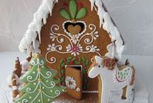 Gingerbread ❄❄❄ / Vielseitiger Lebkuchen