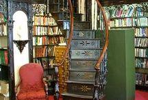 Librerías, Bibliotecas, Museos / by mario lombriz
