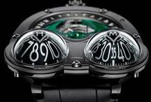 UNUSUAL AND CREATIVE WATCHES