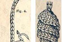 Hækleopskrifter