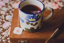 It's tea time! / Nourishing, comforting and refreshing tea.