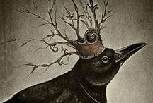 Izzy Crow / Images for the novel I am currently writing.